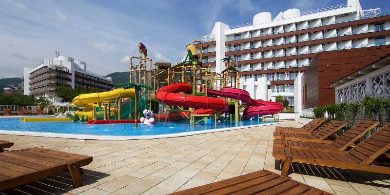 Фотографии Отеля Alean Family Resort & Spa Biarritz 4* Геленджик - 2