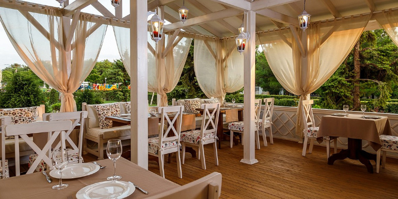 Отель Alean Family Resort & Spa Biarritz 4* в Геленджике. Фотография - 25