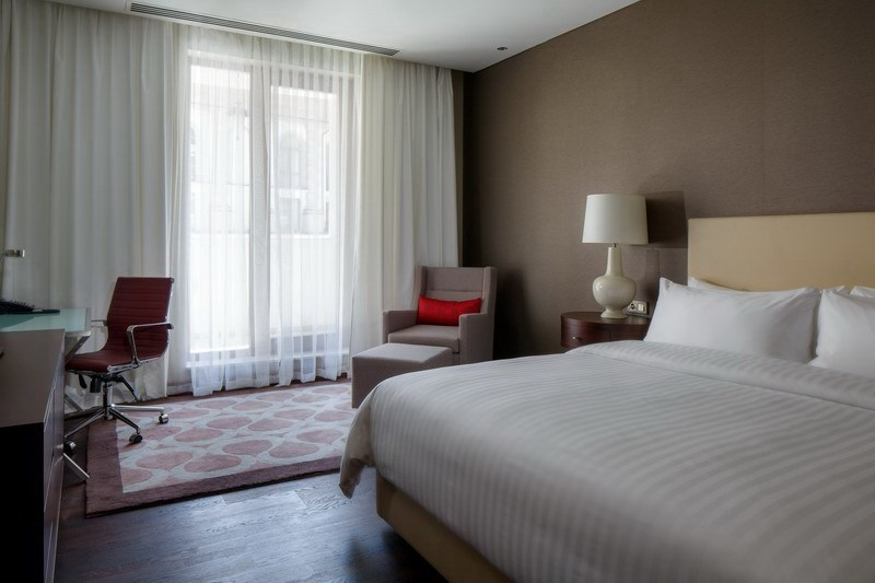Отель Marriott Krasnaya Polyana. Фотография - 20