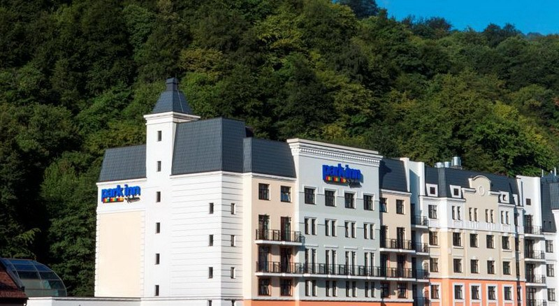Отель Park Inn by Radisson Rosa Khutor. Фотография - 3