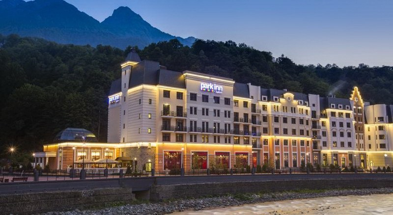 Отель Park Inn by Radisson Rosa Khutor. Фотография - 0