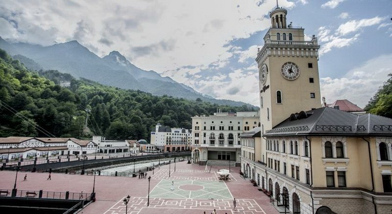 Фотографии Отеля Park Inn by Radisson Rosa Khutor Красная Поляна - 2
