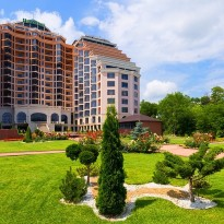 Отель Green Resort Hotel & Spa Кисловодск